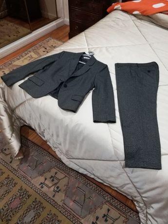 Fato de snhora Fiil Collection casaco 40 calça 38 Pied poule