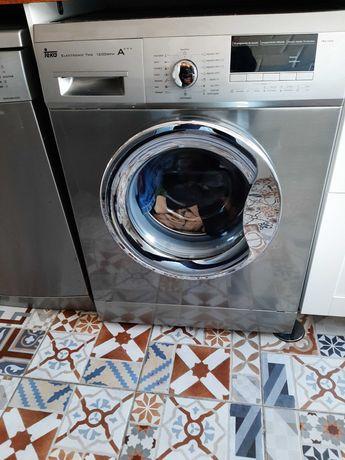 Máquina Lavar Roupa Cinzenta Teka A+++
