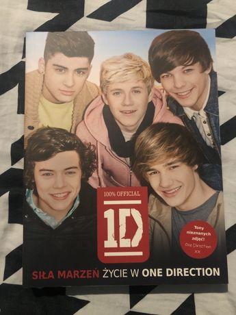Książka One Direction