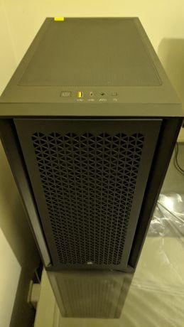 PC Gaming completo com Ryzen 5600X, monitor QHD e RTX 3070 TI - NOVO