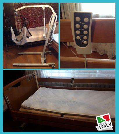 Оборудование для ухода за инвалидами