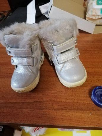 Продам дитячі зимові чобітки
