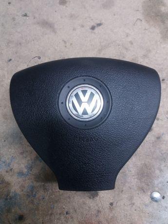 Poduszka powietrzna Airbag kierownicy kierowcy Vw