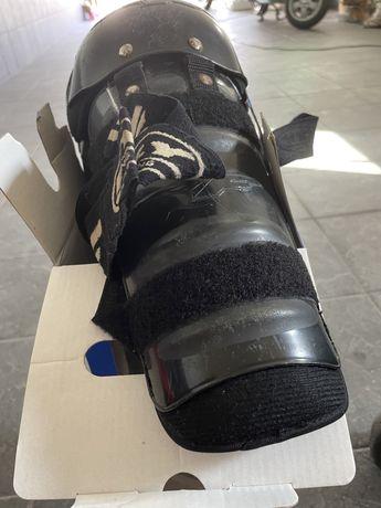 Caneleiras de protecão dd joelhos
