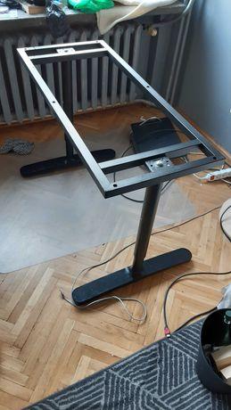 Podstawa biurko stelaż bekant Ikea podstawa blatu regulowana 120x80