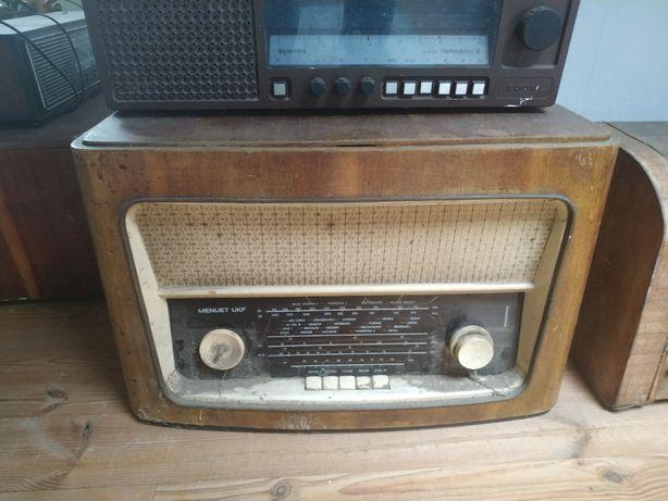 Bardzo stare radia