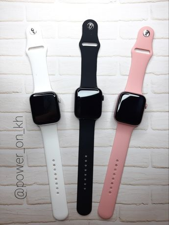 Smart Watch Series 6 M443, 44mm Aluminium, Viber.