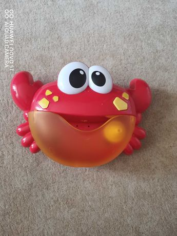 Краб игрушка для ванны