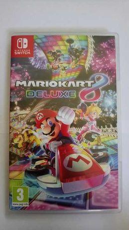 Gra Mariokart 8 deluxe (Nintendo Switch)