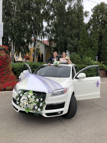 Авто на свадьбу с водителем, кортеж, аренда авто.