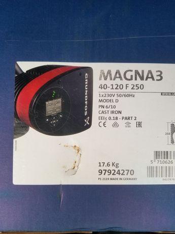 Grundfos Mgna3 40-120 F 250