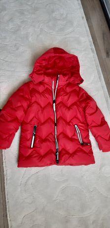 Куртка зимняя DJ 5-6лет
