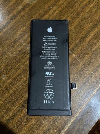 Батарея iPhone 8 и iPhone 7