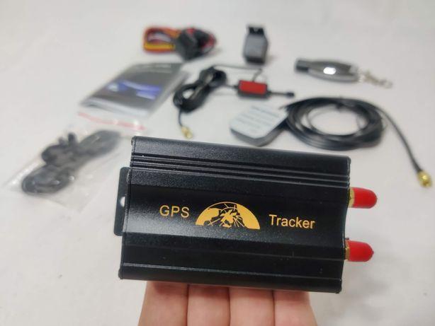 [NOVO] Localizador GPS Tracker TK103B - App com Alertas e Comando