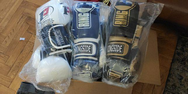 Боксерские MMA перчатки,щитки,шорты Ringside Contender оригинал США
