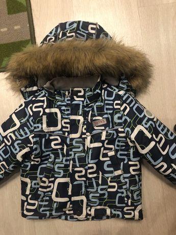 Комбинезон Куртка  зимняя детска куртка