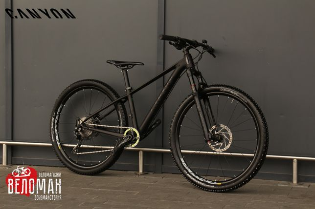 Горный велосипед Canyon Grand AL SL 8.9. Trek Specialized Cube Scott