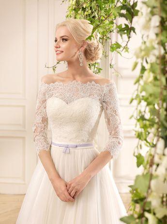 Свадебное платье NAVIBLUE BRIDAL + фата , размер S