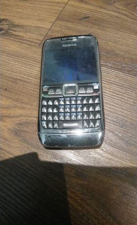 Nokia E71, sprawna bez simlocka