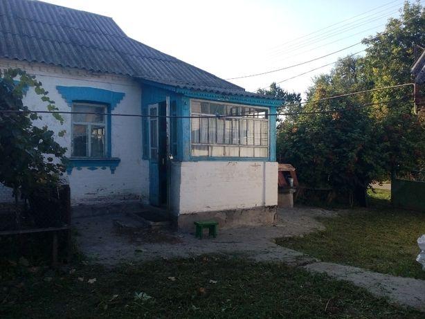 Продам дом с землёй в Киевской обл.