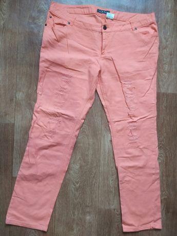 Стрейчевые джинсы большого размера