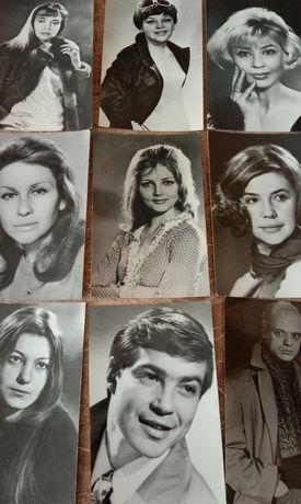 Фото актеров СССР