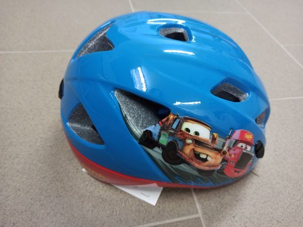 Kask rowerowy Alpina Disney Cars McQueen