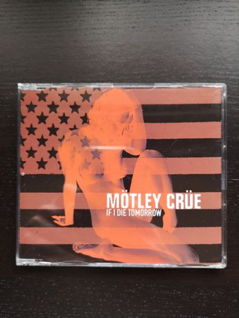 Motley Crue [Single Colecionador] If i Die Tomorrow