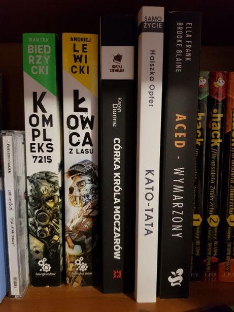 Książki różne tanio