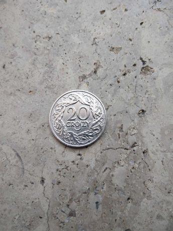 20 groszy z 1923 r.