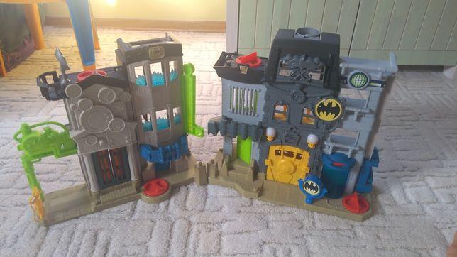 Fischer Price Imaginext Gotham city zamek batmana