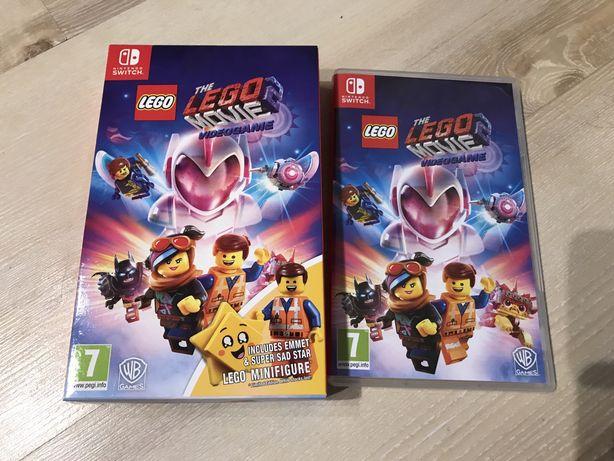 Gra Lego Movie 2 Nintendo Switch