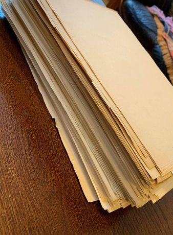 stary papier Formatu A5 i A4