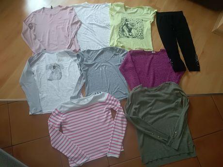 Zestaw ubrań H&M, Primark, Marks&Spencer w rozmiarze M/L