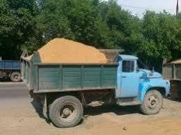 Песок для бетона, кладки и растворов в Харькове
