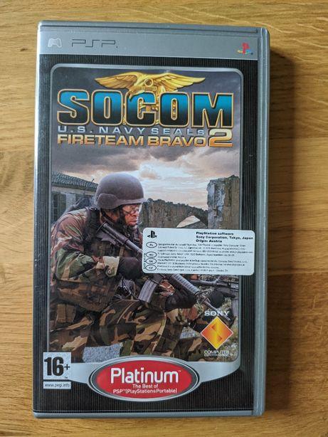 PSP | SOCOM U.S. Navy SEALs: Fireteam Bravo 2