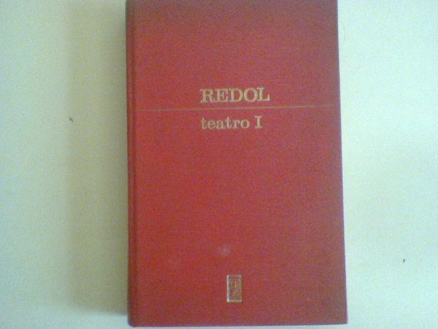 Redol - Teatro I - Ed Europa América