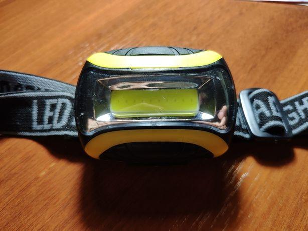 Sanyi налобный светодиодный фонарик фонарь