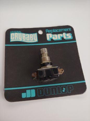 Oryginalny przełącznik ECB69 USA do Dunlop Cry Baby GCB95 Wah-Wah