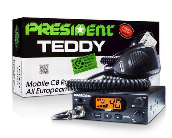 ##CB Radio President Teddy nieużywane##