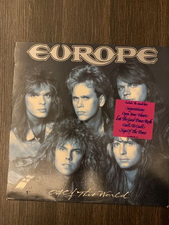 Europe – Out Of This World WINYL