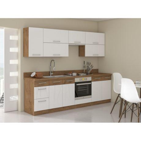 Meble kuchenne Kuchnia Vigo 260 cm WYSYŁKA W 48 godzin !!!