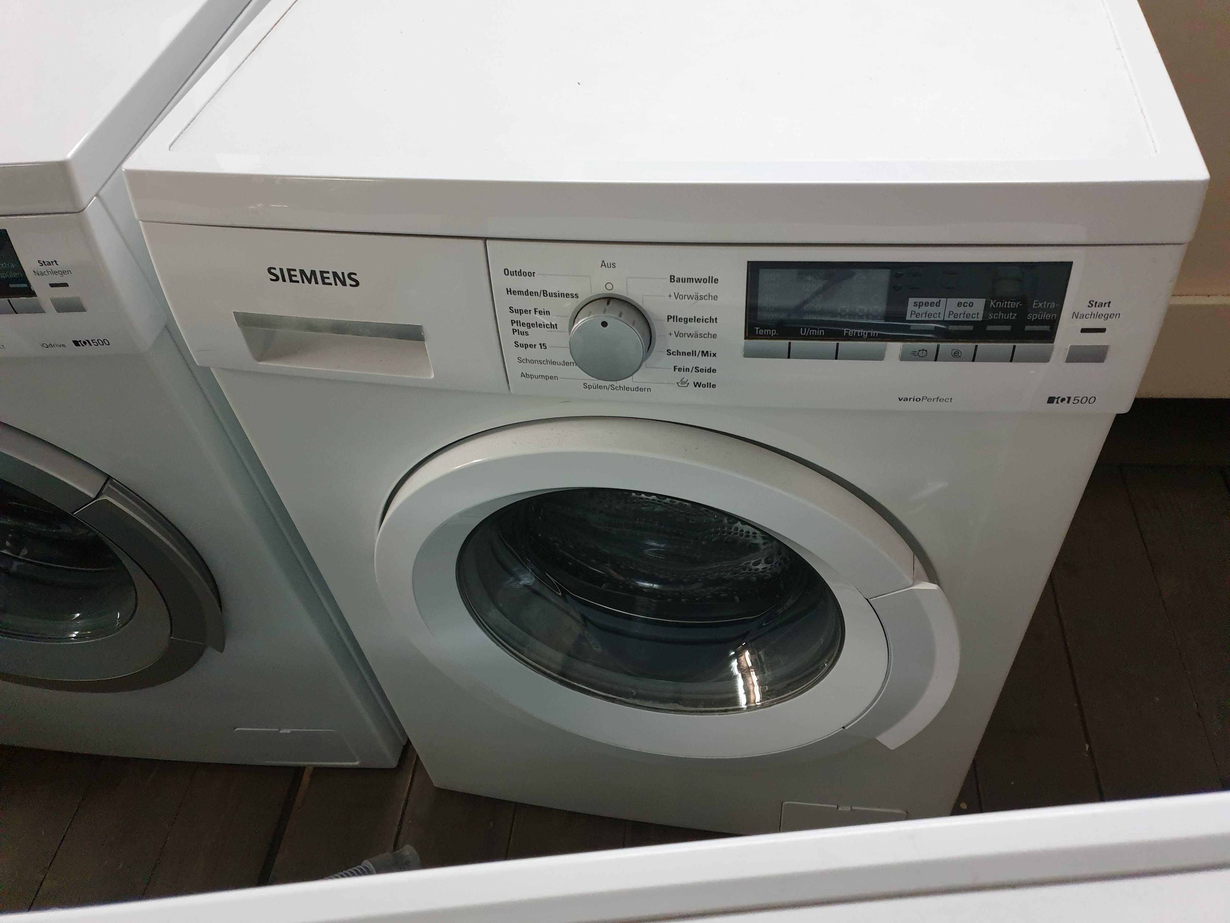 Siemens IQ500 нормальному  стані 7-8kг. А+++  Допоможу підключити.