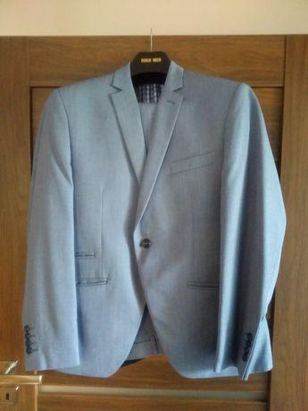 Garnitur/spodnie garniturowe/ślubny