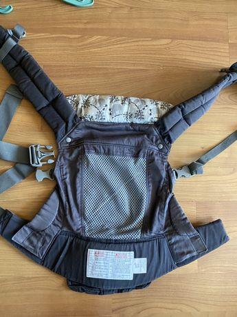 Эрго-рюкзак Love&carry Air X, расцветка «ленивцы»