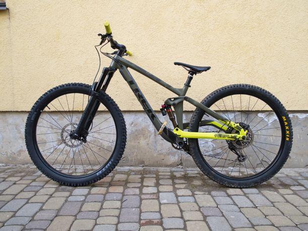 Велосипед підвіс Trek Full Stache 140мм/130мм 29+ 2019 розмір М + докі