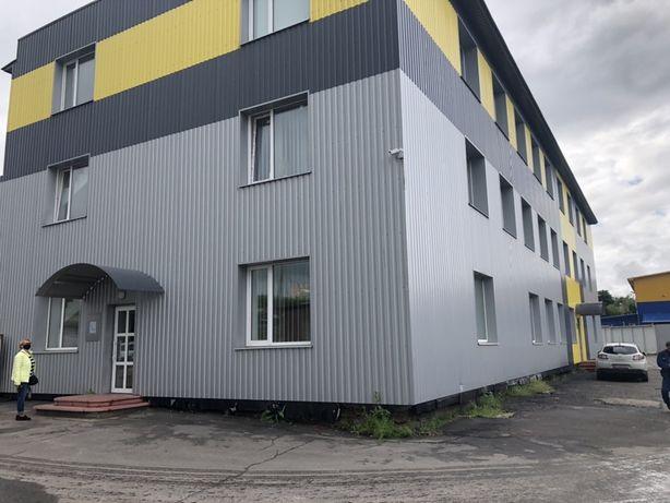 Аренда офисного помещения 340 м2 на Харьковской