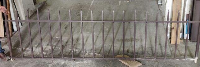 Grade de ferro  84cm x 2.94m