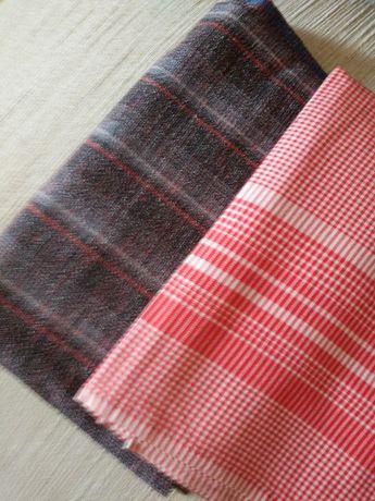 Натуральные плательные ткани