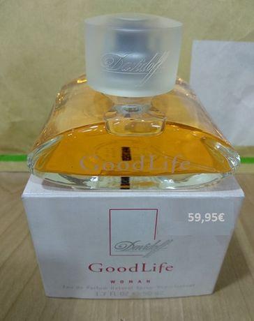 Eau de parfum Goodlife woman 50ml Novo de senhora